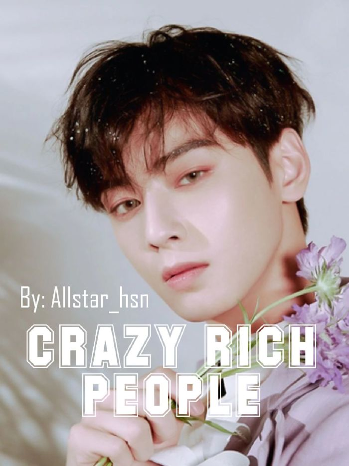 Crazy Rich People
