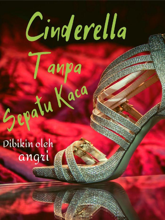 Cinderella Tanpa Sepatu Kaca